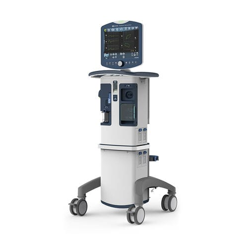 Electronic ventilator / intensive care / sleep apnea therapy / CPAP Puritan Bennett™ 980   Medtronic