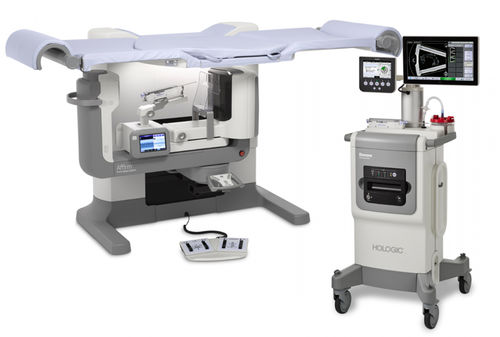 breast biopsy system / X-ray-guided