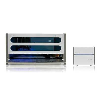 real-time PCR sample preparation system / automatic / bench-top