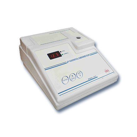 POC hemoglobin analyzer / human / bench-top