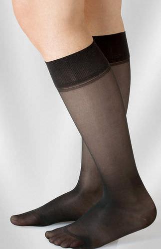 Support socks / women's Juzo® Light Line  Juzo