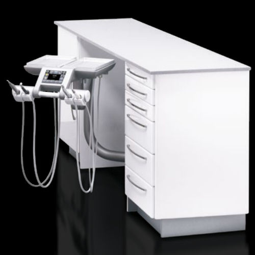 undercounter dental delivery system