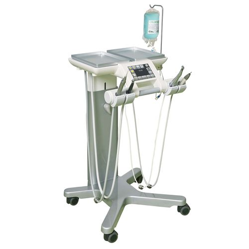 mobile dental delivery system / 4-instrument