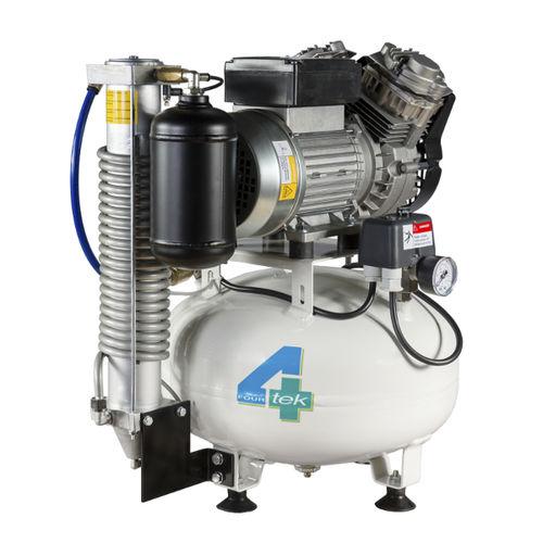 dental compressor / medical / 1-workstation / oil-free