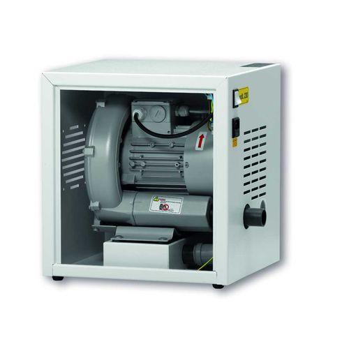 Dental laboratory dust suction unit / tabletop KD A04B DIPLOMAT DENTAL s.r.o.