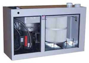 dental laboratory dust suction unit / tabletop