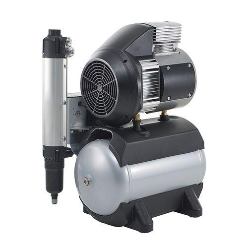 Medical compressor / dental / oil-free / 1-workstation Tornado 1 DÜRR DENTAL AG