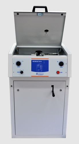 Centrifuge dental laboratory casting machine / induction Intercast 60A INTERDENT d.o.o.