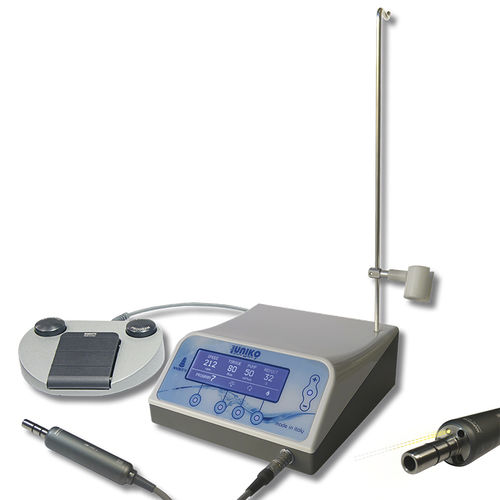 Dental surgery micromotor / for dental implantology / electric / bench-top MiniUNIKO C.L MARIOTTI & C