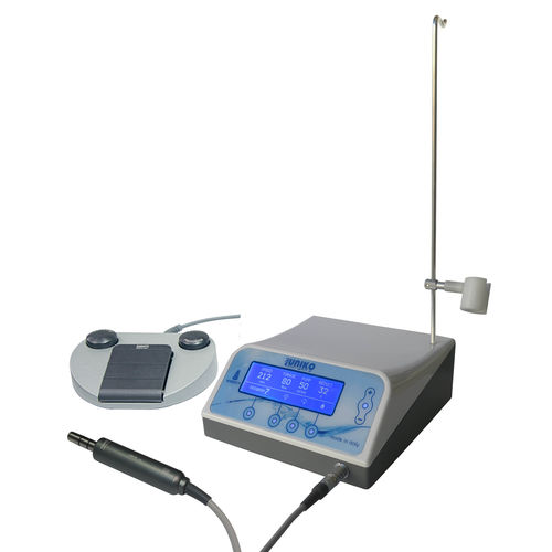 dental surgery micromotor / for dental implantology / electric / bench-top