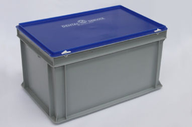 waste container / stackable / large
