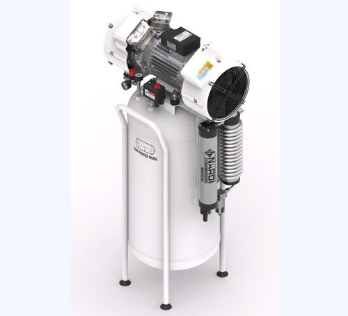 medical air compressor / dental / laboratory / oil-free
