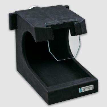 dust suction unit for polishing applications / tabletop
