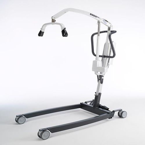 electric patient lift / on casters / adult