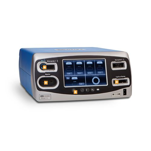 Cutting electrosurgical unit / coagulation / vessel-sealing / with touchscreen Valleylab™ FT10 Covidien