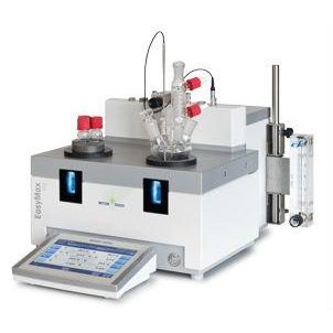 laboratory reaction station / for parallel synthesis / screening