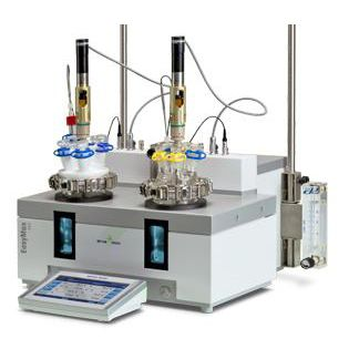 laboratory reaction station / heating / cooling / for parallel synthesis