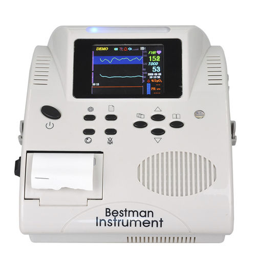 Fetal monitor with printer BF-610M Shenzhen Bestman Instrument