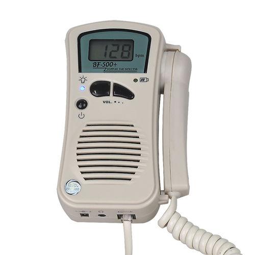 fetal doppler / pocket / with heart rate monitor