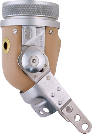 Body-powered external elbow prosthesis / articulated / adult Friction  Fillauer
