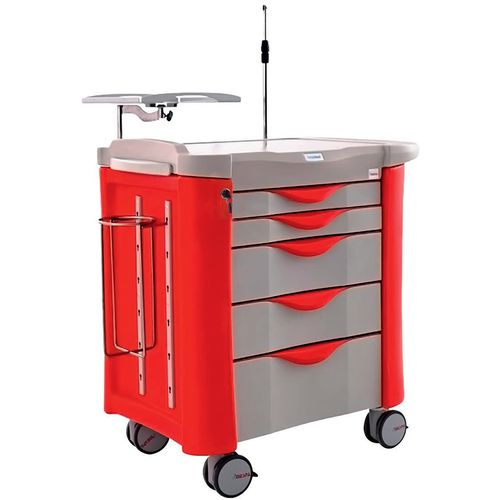 multi-function cart / emergency / blood donation / suture