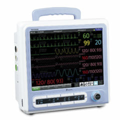 CO2 patient monitor / RESP / ECG / SpO2