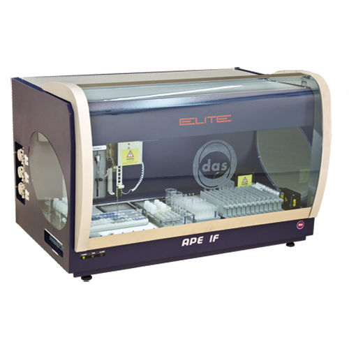 immunofluorescence assay sample preparation system - DAS srl