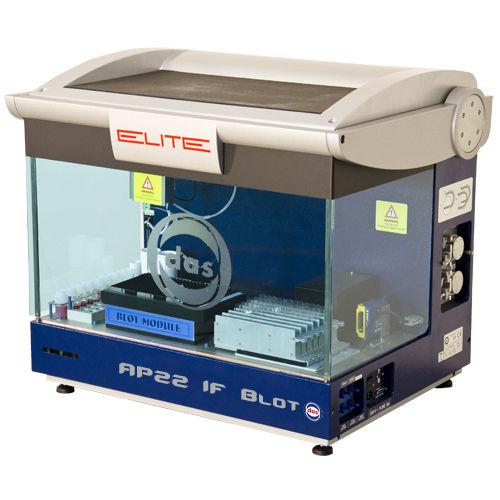 blot transfer sample preparation system - DAS srl
