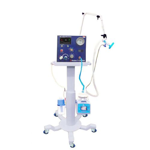 respiratory gas blender / oxygen / air / electronic