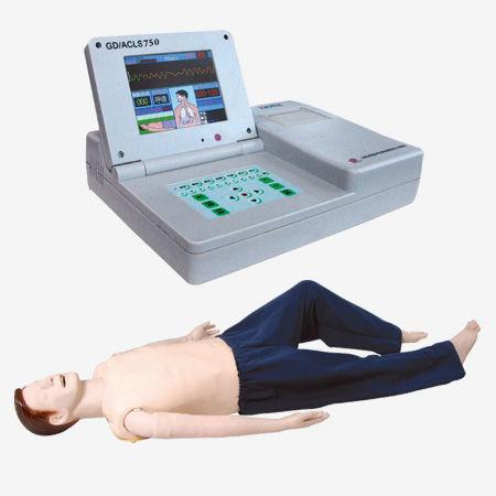 CPR simulator / ECG / whole body