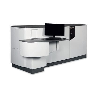 MALDI-TOF spectrometer / MS/MS / for proteomics