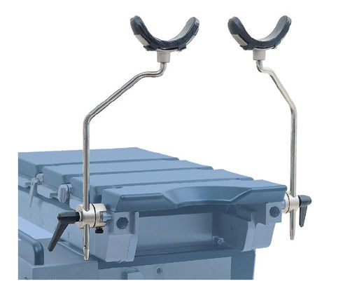 leg support / knee support / operating table