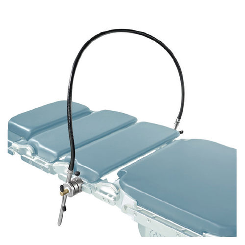 operating table anesthesia screen / flexible