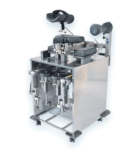 transport trolley / storage / operating table accessory