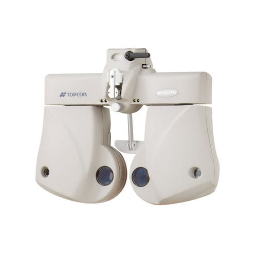 Digital phoropter CV-5000PRO Topcon Europe Medical