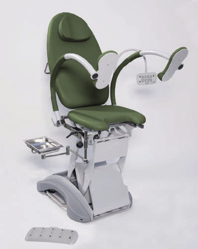 gynecological examination table / urological / electric / lifting