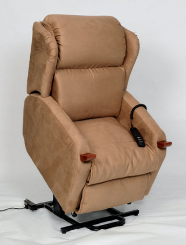 Lift chair / reclining / electric - BE3804 - Axis Medical and ...