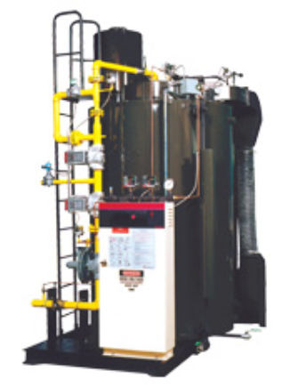 Hot water boiler / gas-fired - EXW-300 GO - Miura Boiler