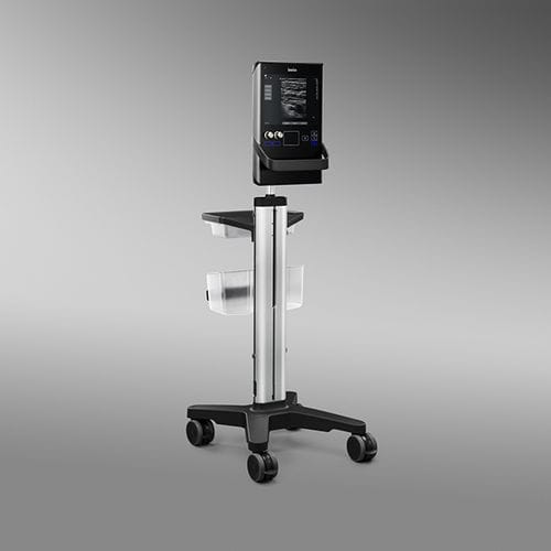on-platform, compact ultrasound system / for multipurpose ultrasound imaging / B/W / touchscreen