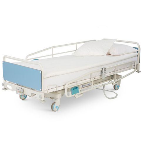 hospital bed / medical / electric / height-adjustable
