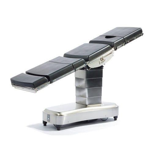 universal operating table / electro-hydraulic / Trendelenburg / height-adjustable