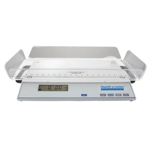 electronic baby scale / with digital display / tabletop