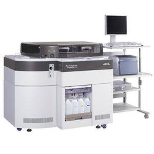 automatic biochemistry analyzer / human / compact / with ISE