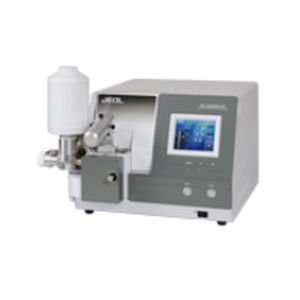 Electron microscopy sample preparation system / automatic / cooling / bench-top IB-19520CCP Jeol