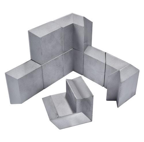 nuclear medecine room radiation shielding block