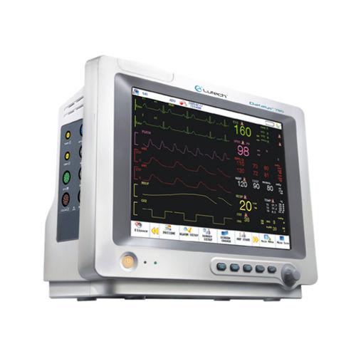 multi-parameter ECG monitor / temperature / NIBP / SpO2