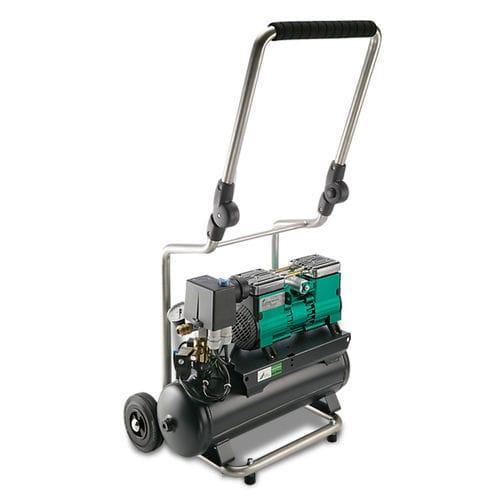medical air compressor / on casters