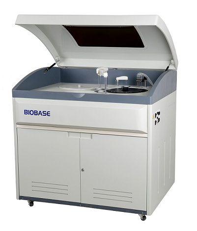 Automatic biochemistry analyzer / floor-standing / random access 300 tests/h | BIOBASE-CRYSTAL Biobase