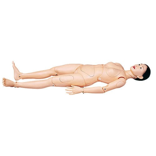 Nursing care training manikin M100-2 KIYOKO Sakamoto Model Corporation