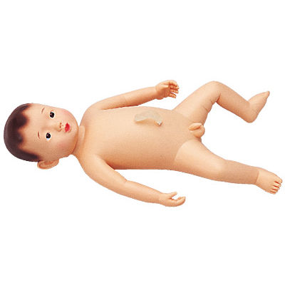 Care training manikin / infant M107-1 Mamoru Sakamoto Model Corporation